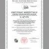 Akredytacja laboratorium badawczego AP 070